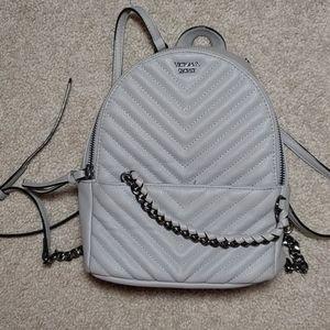 Victoria's secret mini backpack!